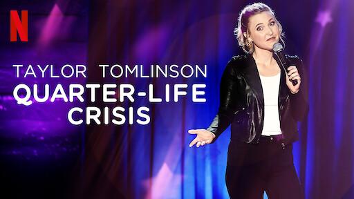 Image result for taylor tomlinson quarter life crisis
